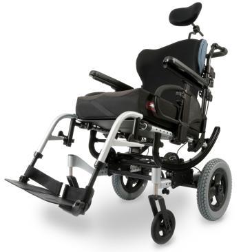 Quickie IRIS Tilt Wheelchair