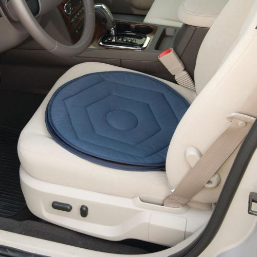Round EZ Swivel Cushion, Low Profile