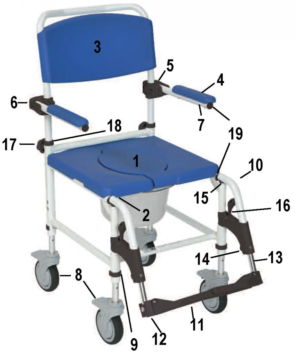 Parts For Nrs185007 parts diagram