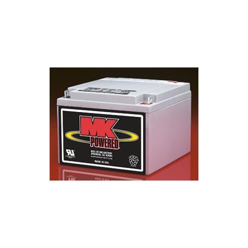 M12 Sealed Gel Battery