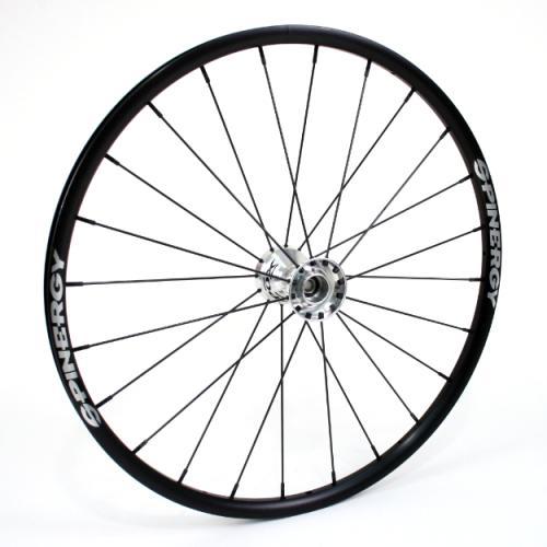 Spinergy SPOX Sport Rear Wheelchair Wheels - Pair