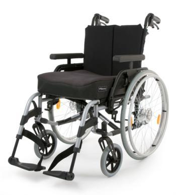 Breezy Elegance Platinum Wheelchair