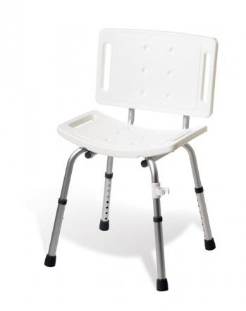 Guardian Easy Care Shower Seat w/ Back