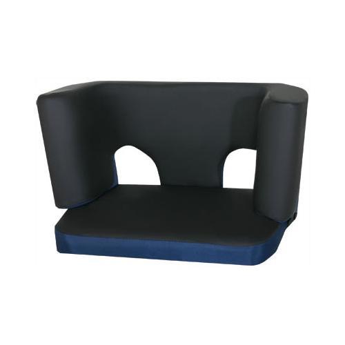 Comfort Foot Double Padded Wheelchair Foot Box w/o Leg Separator