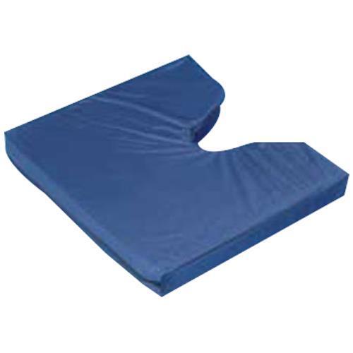 Navy Rip-Stop Coccyx Wheelchair Cushion