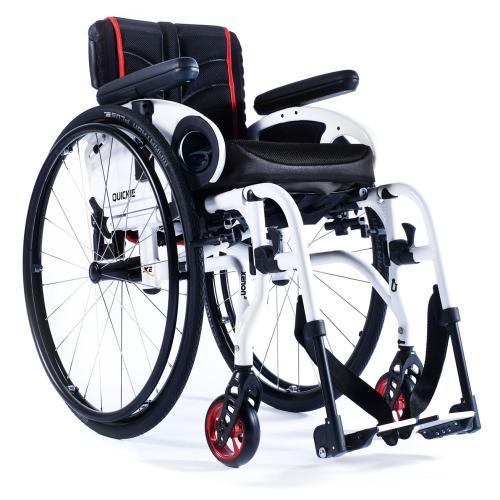 Quickie Xenon² SA Swing Away Ultralight Folding Wheelchair