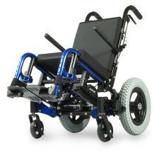 Quickie Zippie IRIS SE Pediatric Tilt Wheelchair