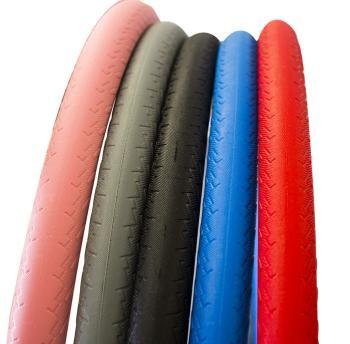 Primo 25 x 1 in. (25-559) Sentinel High Rebound Solid Polyurethane Wheelchair Tire