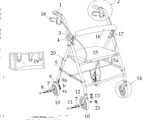 Parts For R726 parts diagram