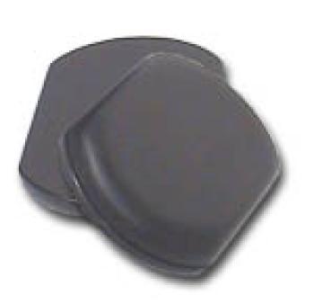 Padded Legrest Pad, Black
