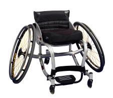 Quickie Match Point Sport Wheelchair