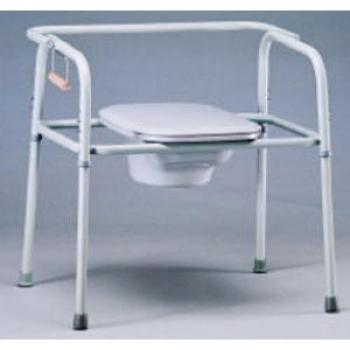 GRAND Line Heavy-Duty Extra Large Steel Commode