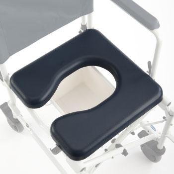 Mariner Padded Seat Assembly, Commode (18