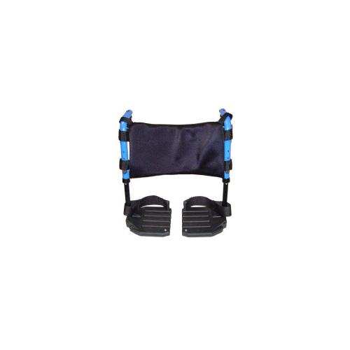 Protective Calf Panel GelRest w/ Positioning Strap