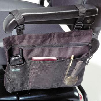 Wheelchair / Scooter Arm Tote Pouch