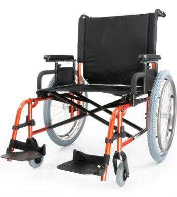Quickie M6 Heavy Duty Wheelchair