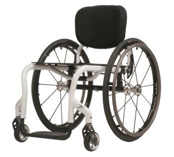 Quickie 7R Rigid Ultralight Wheelchair