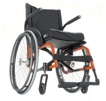 Quickie 2 HP Ultralight Wheelchair