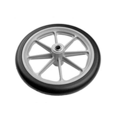 8 x 1 in. 8-Spoke Grey Caster Wheel