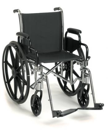 Breezy EC 3000 Wheelchair
