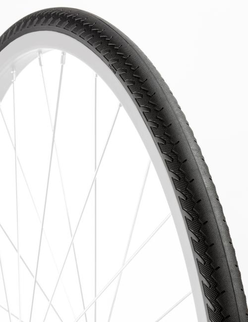 Clik Sentinel Solid Tire parts diagram