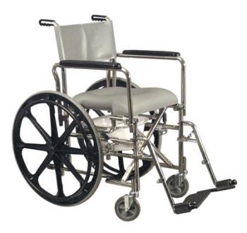 Everest & Jennings Rehab Shower Commode Chair