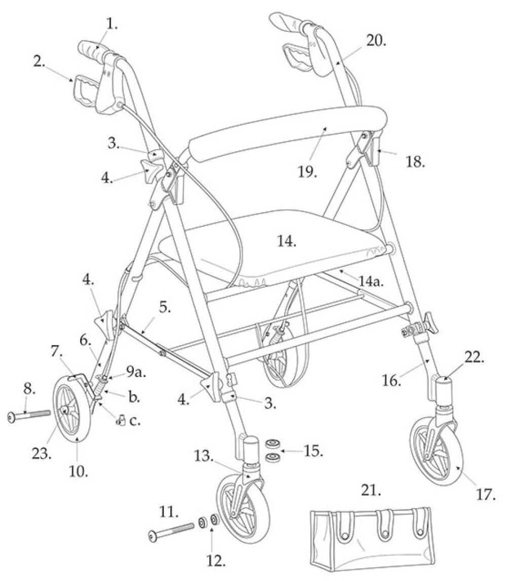 Parts For Rtl10261 parts diagram