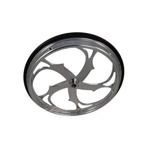 Spin Tek Phoenix Billet Aluminum Wheelchair Wheel