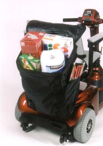 Monster Bag Wheelchair / Scooter Back Bag
