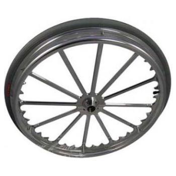 Spin Tek Fusion Billet Aluminum Wheelchair Wheel