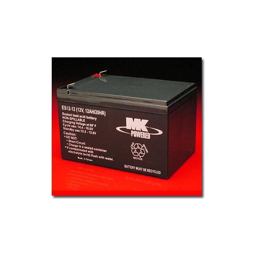 ES12 Sealed Gel Battery