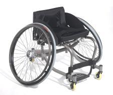 Quickie Match Point Ti Sport Wheelchair