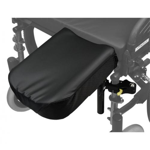 Amputee Support Pad, Swing Away Style