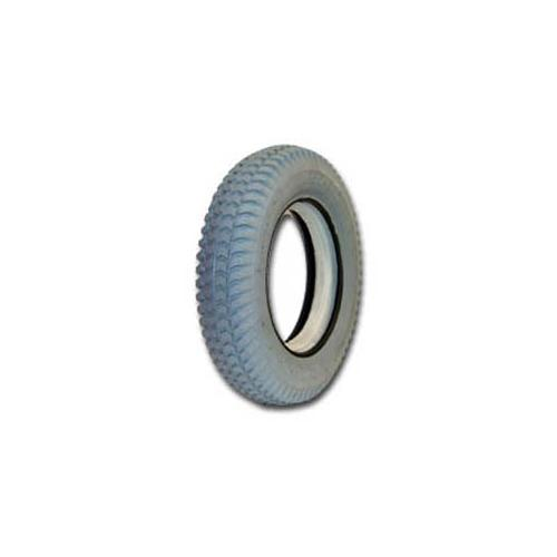 14x3 (3.00-8) Poly Foam Filled, Knobby, Power Wheelchair Tire