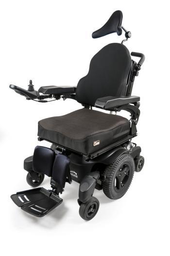 Quickie QM-720 Mid Wheel Drive Power Wheelchair