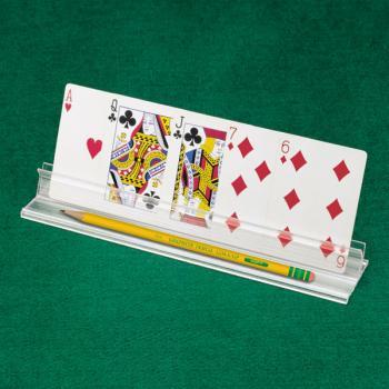 Plastic Card Holder - Tabletop