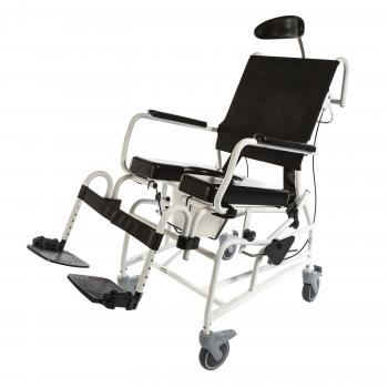 ActiveAid 285 Tilt-In-Space Shower/Commode Chair