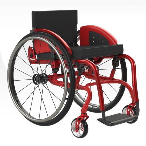Ki Mobility Ethos Ultralight Wheelchair