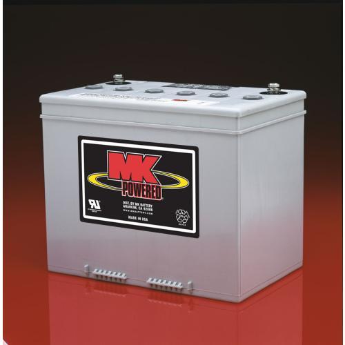 M24 Flat Top Battery, High Amperage ( Pair )