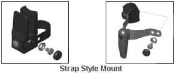 Jay Replacement Strap Style Mounting Hardware