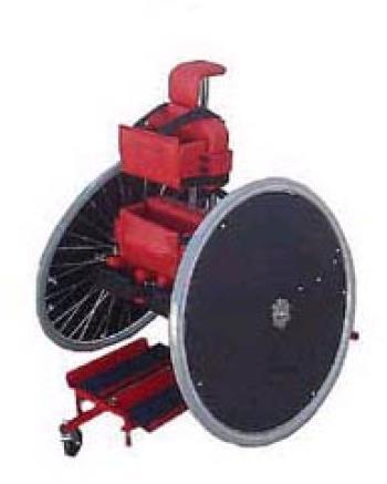 Wheelie Mobile Prone Stander