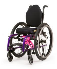 Zippie X'CAPE Pediatric Folding Wheelchair with XLOCK Technology