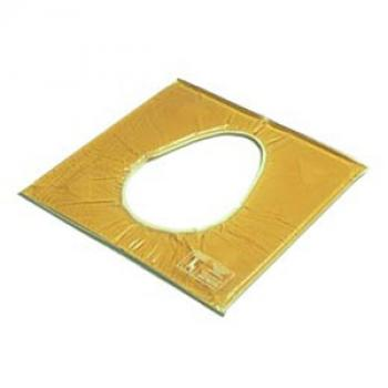 Action Commode Pad Closed 16 x 16 x 5/8