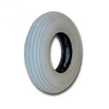 8x2 (200x50) Poly Foam Filled Tire, Ribbed