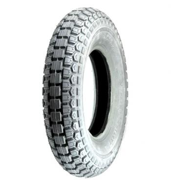 (4.00-8) Pneumatic Tire, Knobby Tread