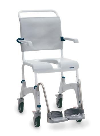 Aquatec Ocean - Shower Commode Chair