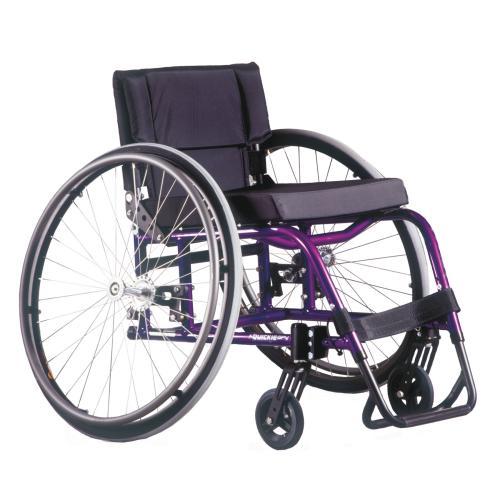 Quickie GP and GPV Ultralight Wheelchair - The Original