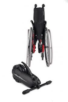Now available for folding wheelchairs