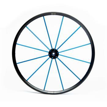 Round Betty Dino Custom Wheelchair Wheel