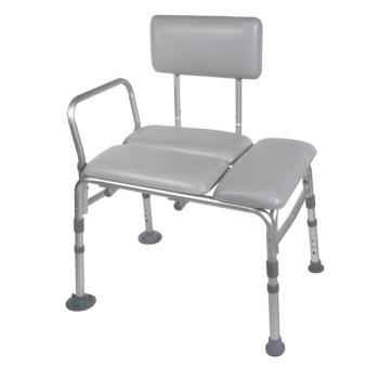 Padded Seat Transfer Bench